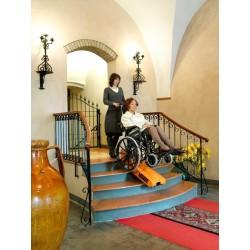 Chenille d'escalier T02