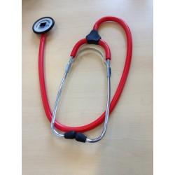 Stéthoscope à tête plate