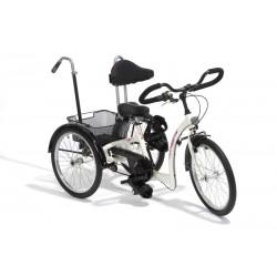 Vélo Momo avec stabilisateurs