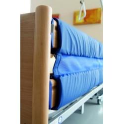 Rembourrage de barrière de lit