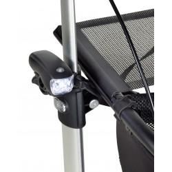 Lampe pour rollator Gemino